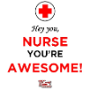 """To all nurses everywhere: thank you so very much for taking care of all of us!"" -Robin Sullivan"