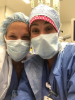 """Thank you from the bottom of my heart to UB alum Trish Sullivan, CRNA for being the best cardiac anesthesia preceptor! Her patience, encouragement, support, and clinical expertise were unmatched. She has made a lasting impression on me both personally and professionally. I would not be the clinician I am today without her guidance."""