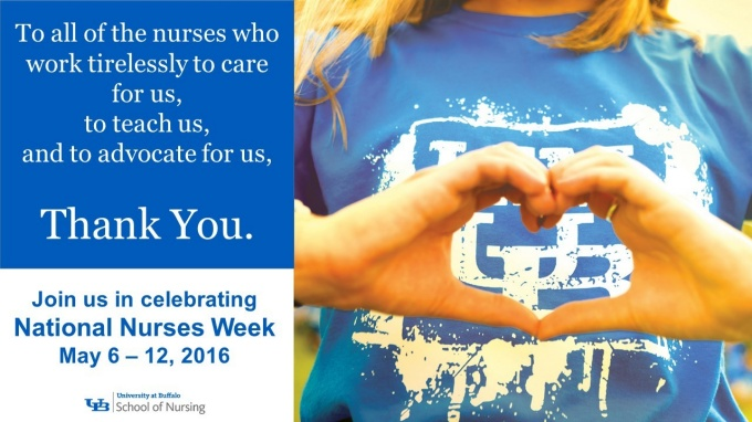 nurses week thank you.
