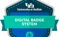 Digital badge.