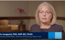 Carla Jungquist discusses the PRODIGY study and nursing implications.